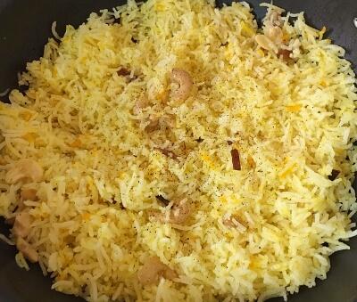 sweet saffron rice 17