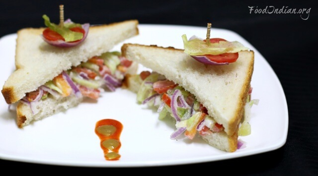 vegetable yogurt sandwich 11