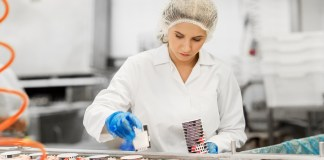 Women in food manufacturing
