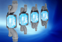 in-line ultrasonic flow meters for low viscosity liquid applications