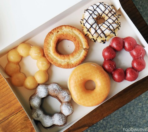 MISTER DONUT INDONESIA – PIK Avenue Mall | FOOD IN LOVE