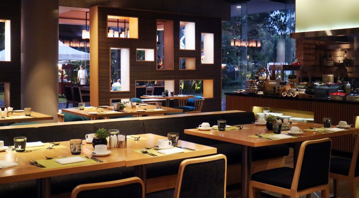 Open Restaurant Doubletree By Hilton Hotel Jakarta Food In Love