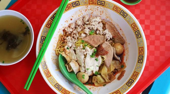[SINGAPORE] HILL STREET TAI HWA PORK NOODLE 吊桥头大华猪肉粿条面 – Lavender