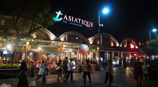 [THAILAND] ASIATIQUE THE RIVERFRONT, BANGKOK – Travel Diary