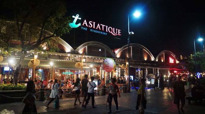 [THAILAND] ASIATIQUE THE RIVERFRONT, BANGKOK – Travel Diary
