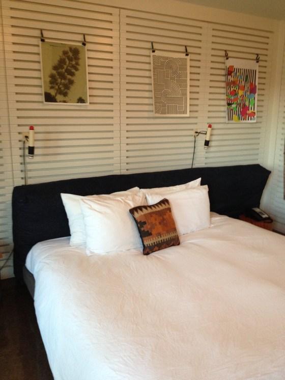 Minimalist decor - Ace Hotel