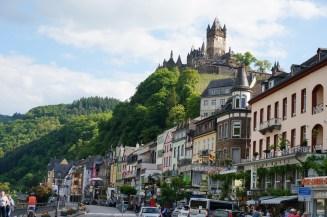 Cochem's Rhine Promenade