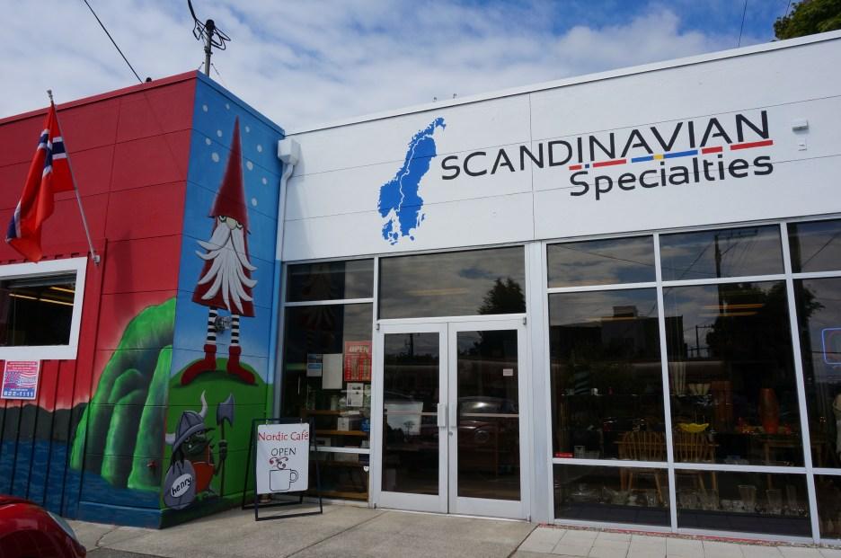 Scandinavian Specialties