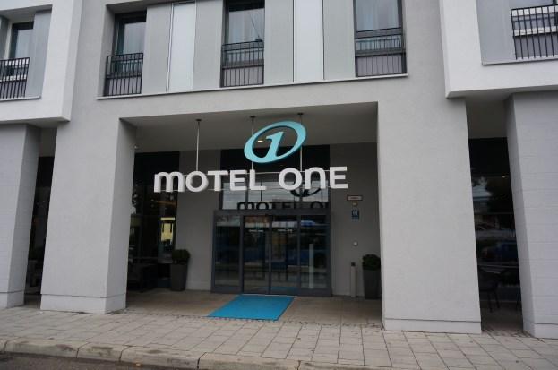 Motel One, Munich Ost