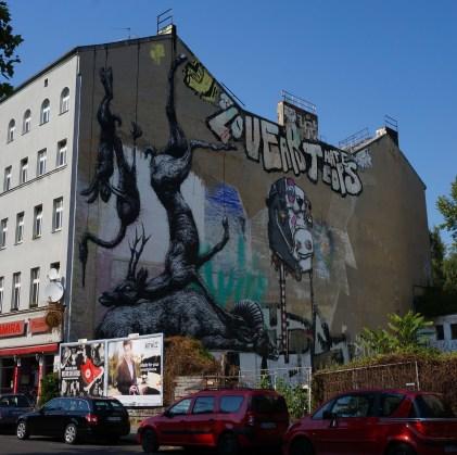 Roa, on Oranianstrasse
