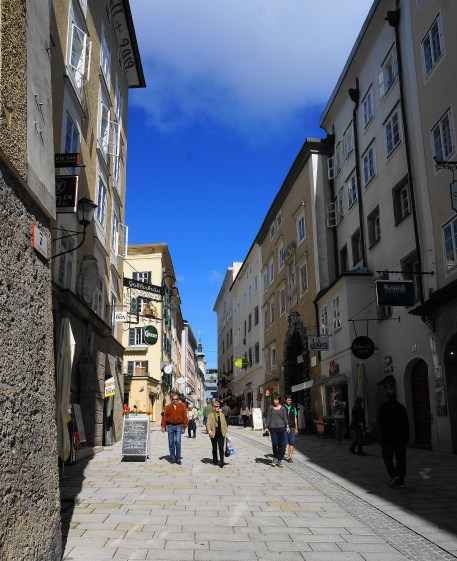 Walking in the Altstadt