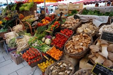 Beautiful, fresh produce