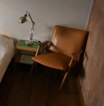 Modern design in my room at Het Melkhuis