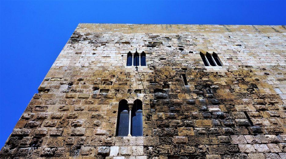 Roman ruins, Medieval prison, modern-day museum