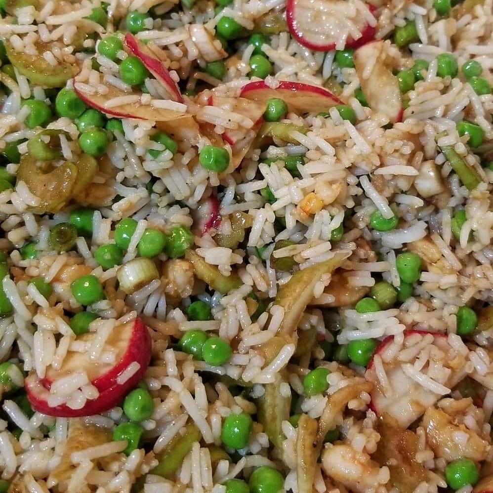 Salade de Riz Orientale de Denise