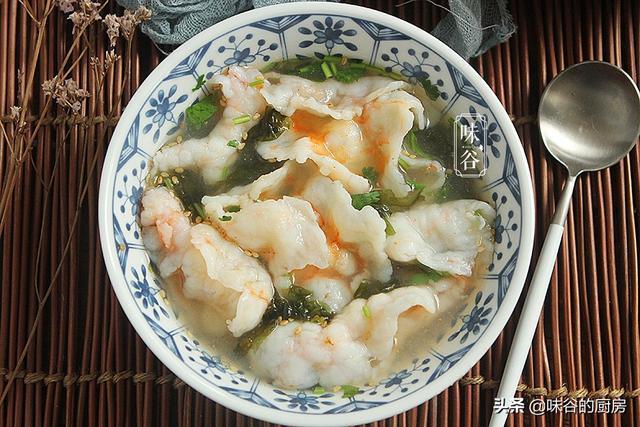 大虾这样做汤,Q弹爽口开胃美味营养看得见
