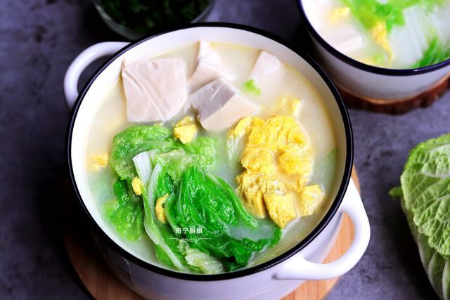 我家最近迷上了这道汤,清淡鲜甜可口,还营养丰富