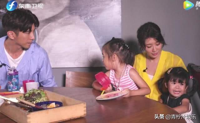 贾静雯称自己赚钱自己花,前夫并非豪门却是好人3岁波妞出镜美