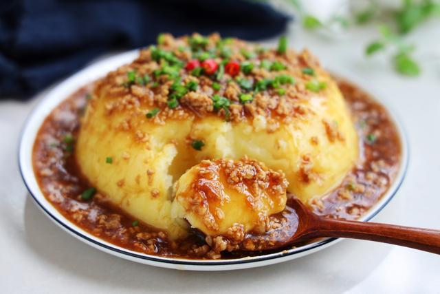 自从学会土豆这个吃法,抢着吃太香了