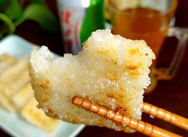 糯米糍粑,2碗糯米简单一蒸逆天美味
