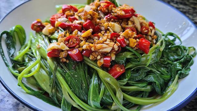 经常吃的家常菜做法简单又好吃,下粥下饭很不错