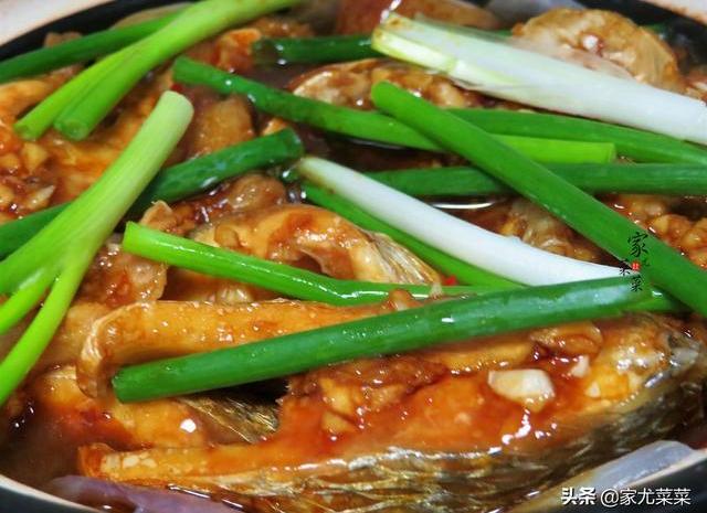 教您鱼肉最好吃的做法,无需加水,鱼肉鲜美嫩滑