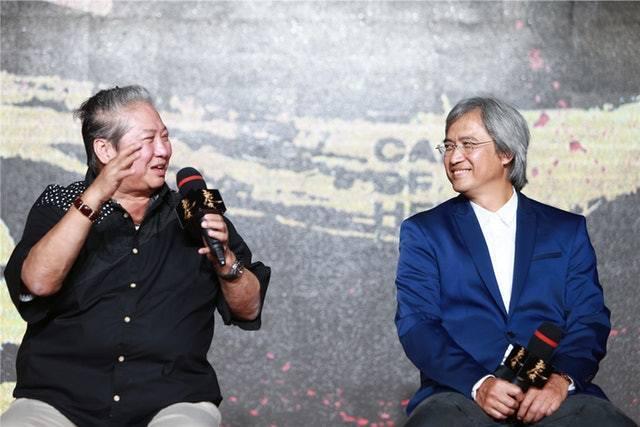 58岁导演陈木胜去世,拍怒火期间患鼻咽癌无法完成电影后期