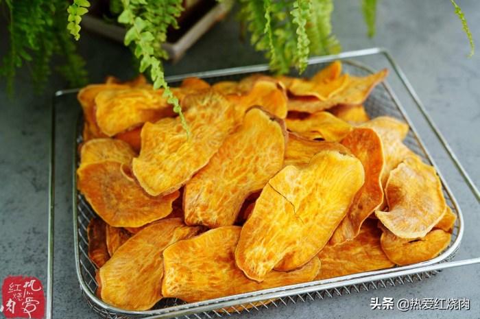 红薯的这个做法你一定要试试,又甜又脆嚼着咯吱吱