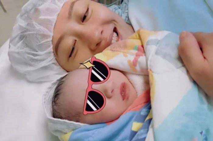 應采兒生二胎畫面曝光,哥哥給弟弟唱歌HoHo牙牙學語像媽媽