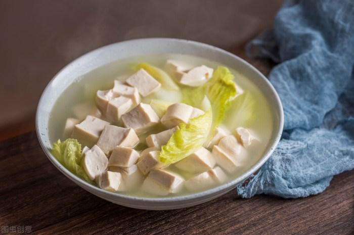 白菜燉豆腐,先放白菜還是先放豆腐教你正確做法