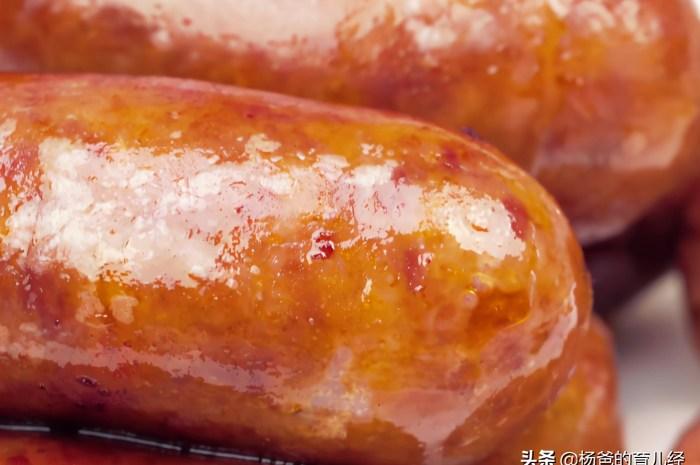 孩子愛吃的脆皮小香腸,在家教你輕鬆做軟嫩鮮香又美味