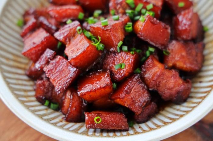 過年必備的紅燒肉這樣做,肥而不膩軟而不爛
