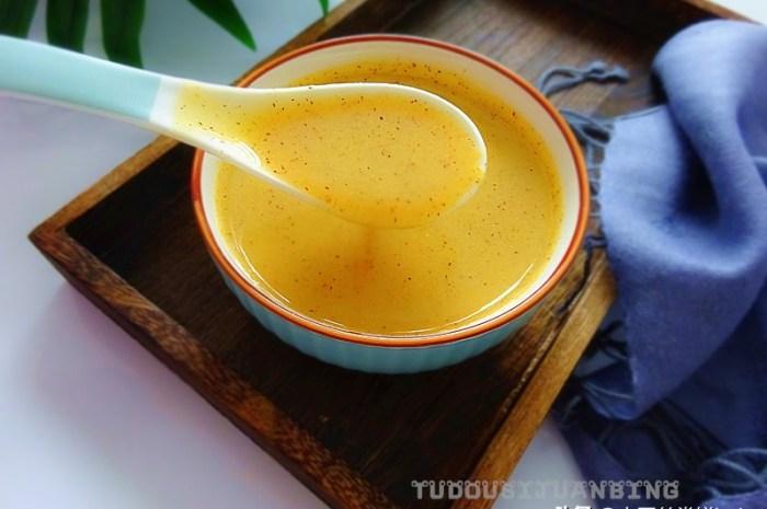 最適合節後常喝的米羹,消火又滋補營養易吸收