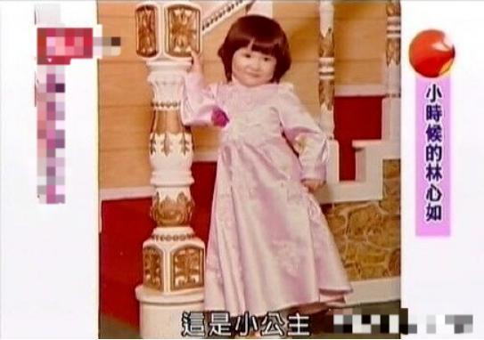 林心如女兒小海豚露面,穿漂亮粉色公主裙不停往霍建華懷裡鑽