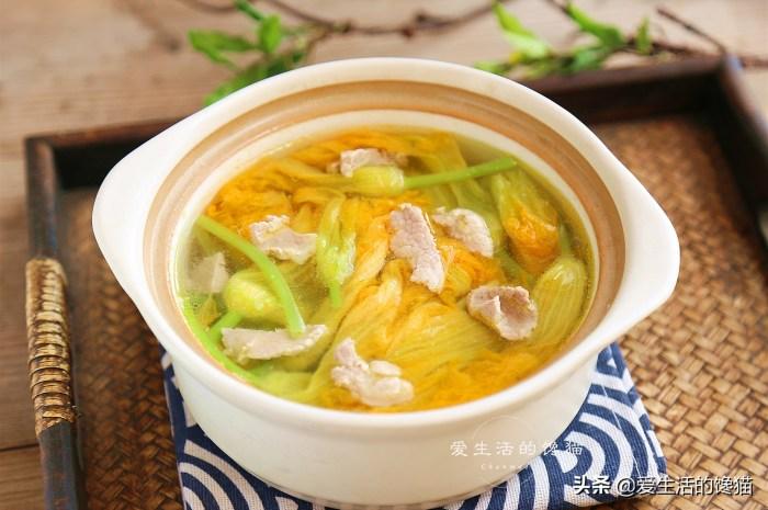 天氣越來越熱,雞湯魚湯不如這湯,清甜好喝10分鐘做好