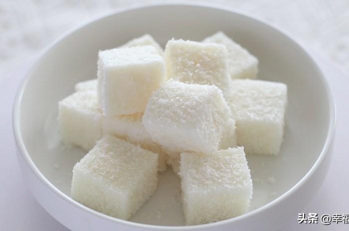 只要1个平底锅就能做的甜品,免蒸免炸,Q弹顺滑奶味浓郁