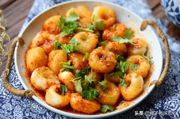 土豆新做法,香辣酸爽软糯劲道特开胃,比凉皮还好吃