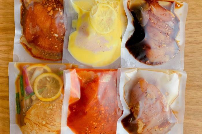 6种鸡胸肉腌制方法,鲜嫩不柴,好吃入味