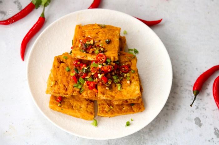 遇到豆腐别手软,多做给家人吃,便宜又解暑