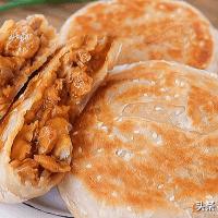 懒人香酥鸡肉饼做法,不揉面不醒目,鲜嫩多汁