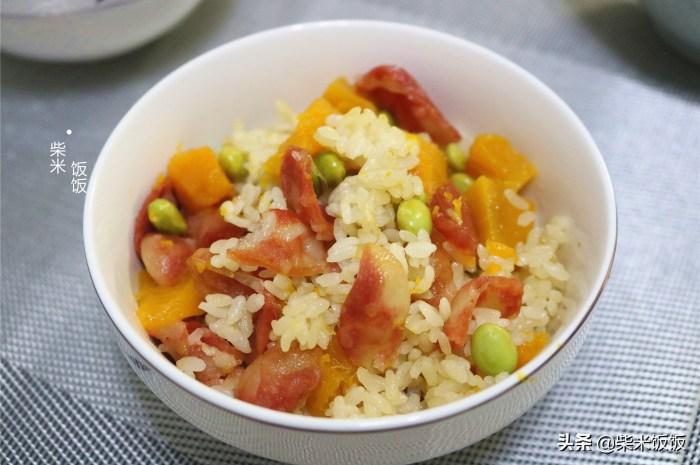 做焖饭,这3种食材是绝配,营养丰富味道好