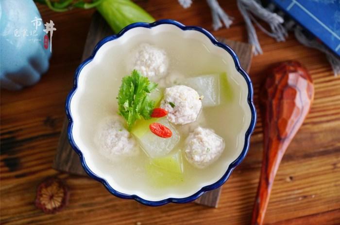 多用冬瓜煮这道汤,养人还降秋燥,鲜香味美值得常喝