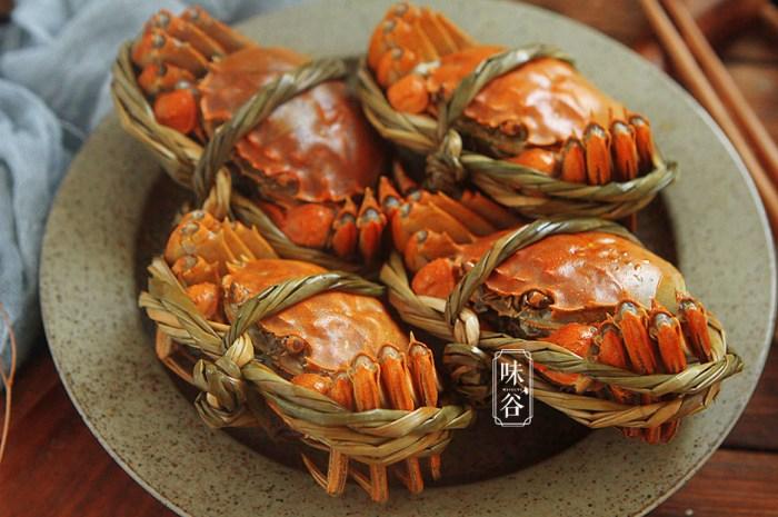 蒸螃蟹时冷水蒸还是热水蒸?口感差别很大,难怪螃蟹流黄腥味重
