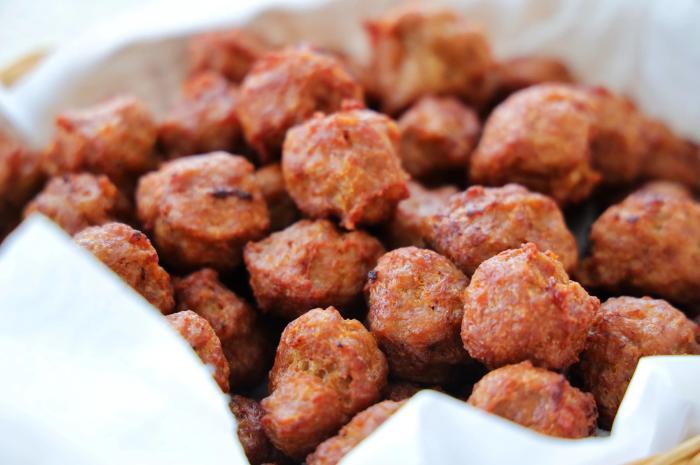 冬天一定要吃藕丸子,炖汤炖菜都好吃