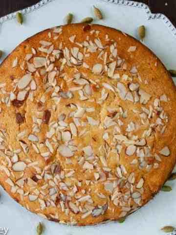 Irani Parsi Merwan Mawa Cake recipe