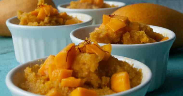 Mango Sheera