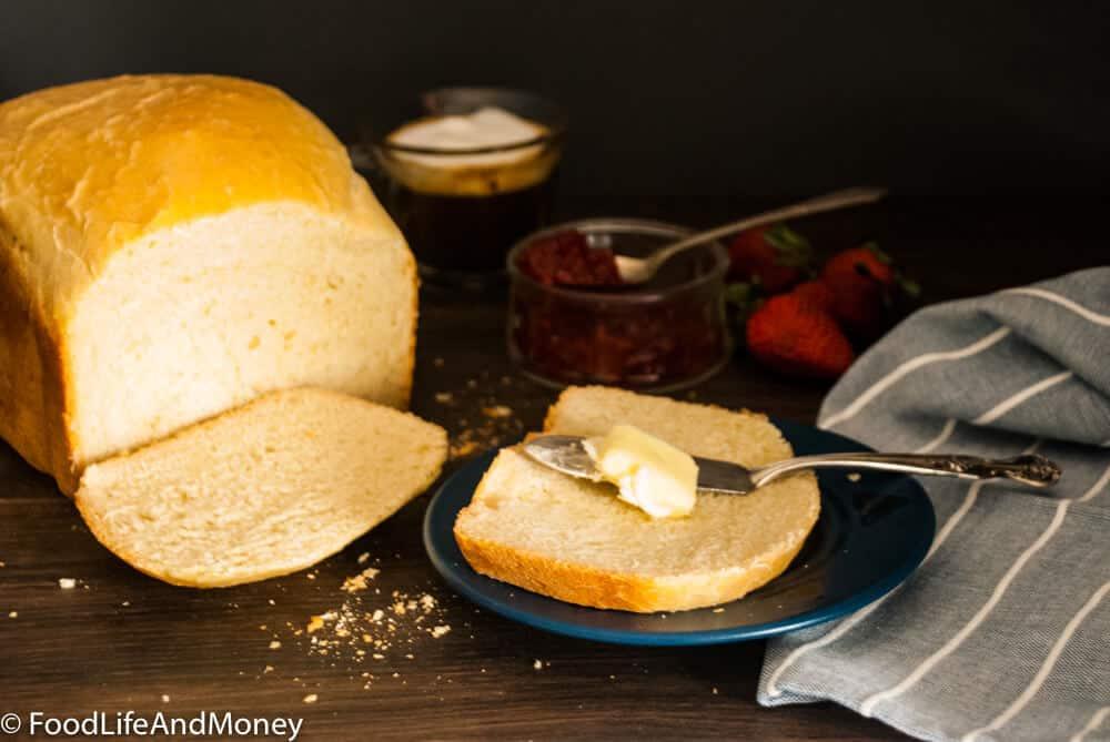 Machine Bread Recipe