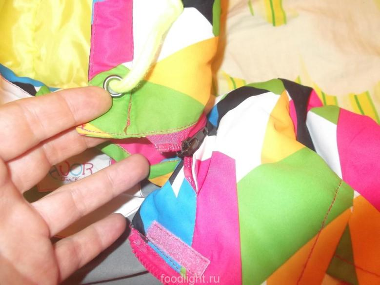 Куртка-парка Favor для девочки