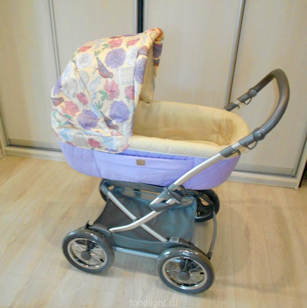 коляска Happy Baby Charlotte