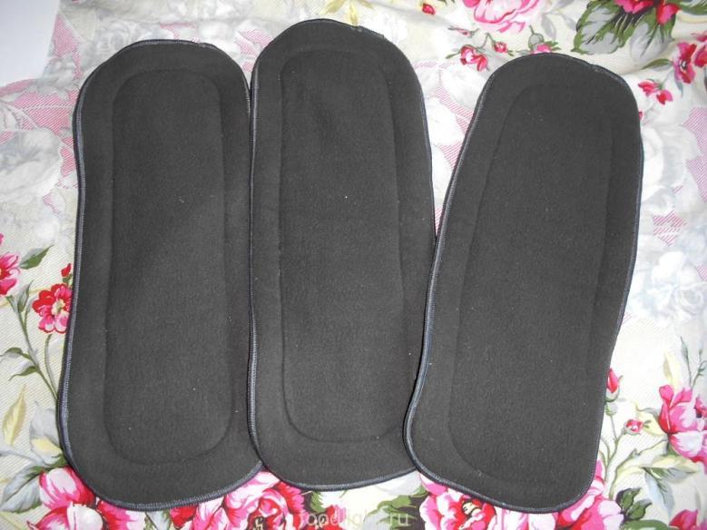 Вкладки для многоразовых подгузников Трусишка